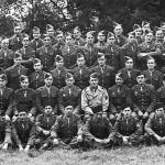06-Chateau de Sanderlandwich-Driffield-ANGLETERRE-12° RCA GTL-Juin 1944-4° rang, 4° de GàD