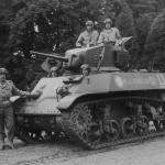 08-Chateau de Sanderlandwich-Driffield-ANGLETERRE-Juin 1944-Cnl De LANGLADE (Copier)