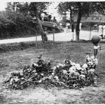 le carrefour de jouy en jossas en 1944